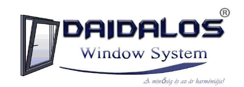 Daidalos Műanyag ablak, alumínium ablak, ajtó és garázskapu | Magas minőségű műanyag és alumínium nyílászárók beépítése és kereskedelme