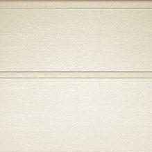 Alutech CLASSIC garázskapu Világos M–bordatávolság minta