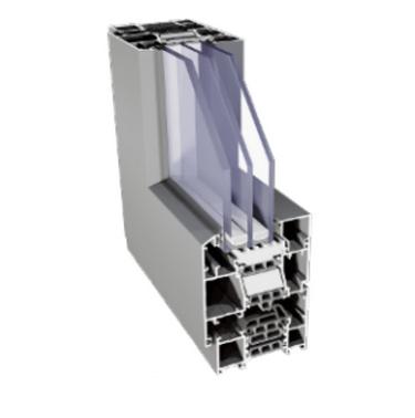 ALIPLAST Superial OUT alumínium nyílászáró szerkezete profilból