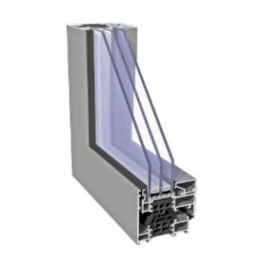 ALIPLAST Superial SU alumínium nyílászáró szerkezete profilból